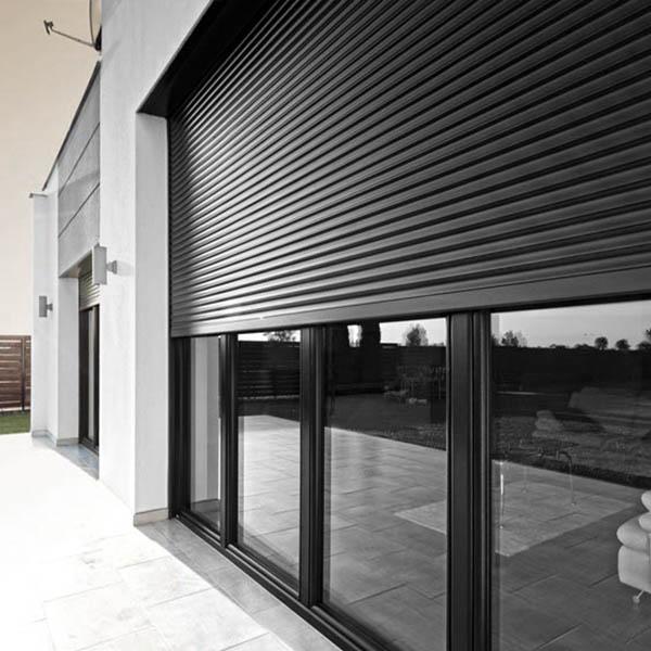 Shutter Profiles | Alutem Aluminium